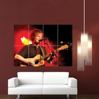 ED SHEERAN SINGER MUSIC GIANT ART PRINT POSTER PICTURE  G1047 on eBay!