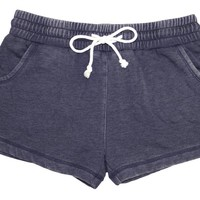 Ladies Relaxed Fit Lounge Shorts