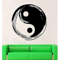 Wall Sticker Vinyl Decal Tai Chi Yin Yang Chinese Symbol Taoism Unique Gift (ig1850)