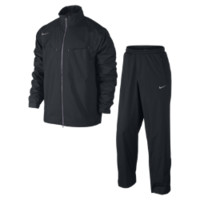 Nike Storm-FIT Men's Golf Rain Suit - Black