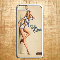Well hello sailor for iphone 4/4s/5/5s/5c/6/6+, Samsung S3/S4/S5/S6, iPad 2/3/4/Air/Mini, iPod 4/5, Samsung Note 3/4, HTC One, Nexus Case*PS*