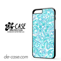 Lilly Pulitzer Alpha Delta Pi Sorority DEAL-6503 Apple Phonecase Cover For Iphone 6 / 6S