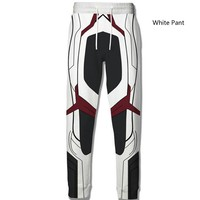 Cosplay Long P Men Women Avengers 4 Endgame Quantum Realm 2019 New Superhero Costume Clothing Adult Clothes