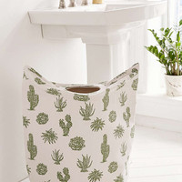 Cactus Standing Laundry Bag Hamper - Urban Outfitters