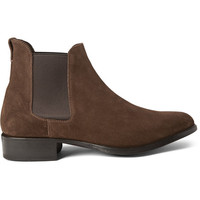 Tom Ford - Suede Chelsea Boots