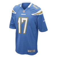 Nike NFL San Diego Chargers (Philip Rivers) Men's Football Alternate Game Jersey