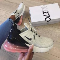 Nike Air Max 270 SE Light Bone Pink