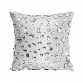 Wake Up Frankie - Rocks Anne Dec Pillow : Teen Bedding, Pink Bedding, Dorm Bedding, Teen Comforters