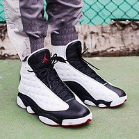 Air Jordan 13 AJ13 High Top Sneakers Basketball Shoes