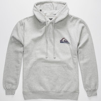 Quiksilver Everyday Blend Mens Hoodie Heather  In Sizes