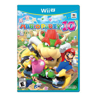 Mario Party 10 Wii U Video Game