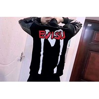 Evisu tide brand hooded hoodies F-CN-CFPFGYS