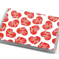 Card Case Mini Wallet I Love Lucy