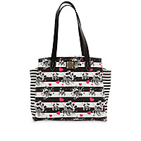 Mickey and Minnie Mouse Sweethearts Shopper Bag by Dooney & Bourke