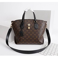 new lv louis vuitton womens leather shoulder bag lv tote lv handbag lv shopping bag lv messenger bags 358