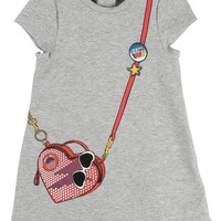 LITTLE MARC JACOBS T-Shirt Dress (Baby Girls) | Nordstrom