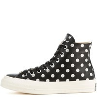 Unisex Chuck Taylor All Star '70 Embroidered Dots High Top Sneakers
