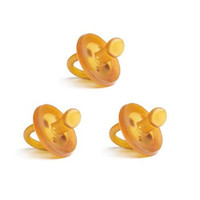 Natural Pacifier - Ecopacifier, Orthodontic (3 pack)