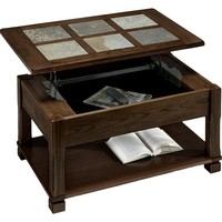 Contemporary Coffee Table With Secret Storage