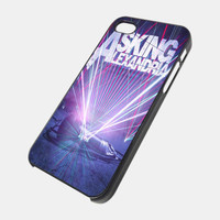 Asking Alexandria Stand Up And Scream Design For iPhone 5 / 5S / 5C / 4 / 4S - Samsung Galaxy S3 / S4 ( Plastic / Rubber Case )