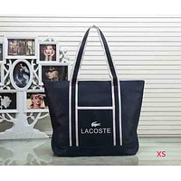 Lacoste Women Fashion Leather Shopping Bag Handbag Tote Shoulder Bag