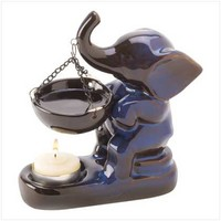 Elephant Oil Warmer from Jannie's LiveDeals