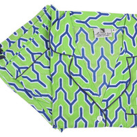 Parker Pajama Set, Green, Pajamas