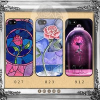Beauty and the beast, iPhone 5s case iPhone 5C Case iPhone 5 case iPhone 4 Case iPhone Samsung Galaxy S4 case Galaxy S3 ifg-15