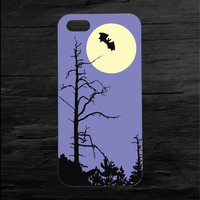 Spooky Full Moon iPhone 4 and 5 Case