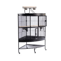 Prevue Hendryx Large Bird Cage with Storage Shelf & Reviews | Wayfair