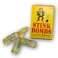 Hepkat Provisioners 'Stink Bombs' Practical Joke Toy