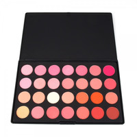 28B Natural Fine Makeup Cosmetic Blush Palette