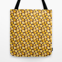 Kansas Pattern Tote Bag by Timone