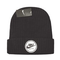 Perfect Nike Fashion Edgy  Winter Beanies Knit Hat Cap