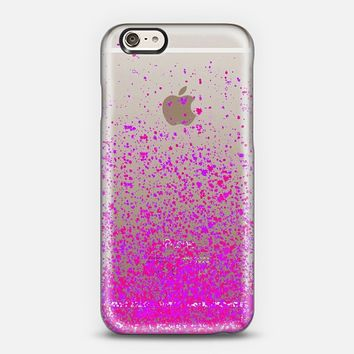 sparks of magenta iPhone 6 case by Marianna Tankelevich   Casetify