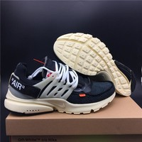 Off White Tm X The 10 Nike Air Presto Aa3830 001 Size 36 46 | Best Deal Online