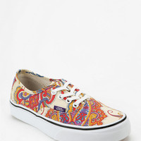 Urban Outfitters - Vans X Liberty London Authentic Paisley Medallion Print Sneaker