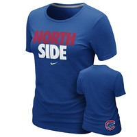 Nike Chicago Cubs Local Tee - Women