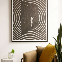 Fran Rodriguez Transition Art Print | Urban Outfitters