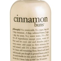philosophy 'cinnamon buns' shampoo, shower gel & bubble bath, 16 oz