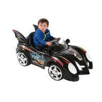 Batmobile Ride-On Car With Remote Control