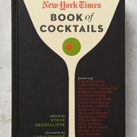 The Essential New York Times Book Of Cocktails by Anthropologie in Black Size: One Size Books