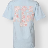 FLORAL FALL ATM TEE
