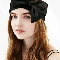 Silk Bow Headwrap