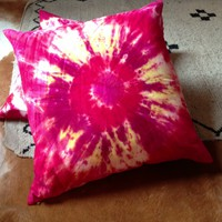 DIY TIE DYE PILLOW KIT