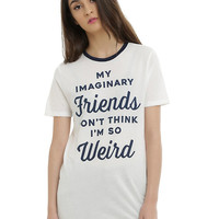 Imaginary Friends Girls T-Shirt
