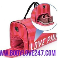 Duffel  nylon  beach shoulder bag