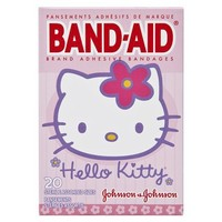 Band-Aid Hello Kitty Bandages - 20 Count