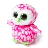 Ty Beanie Boos Bubbly the Owl   Claire's