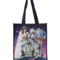 Beetlejuice Small Shopper Tote